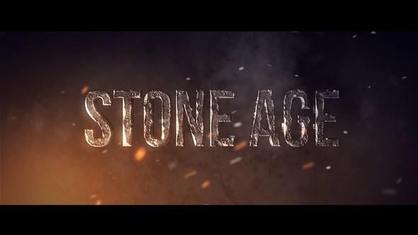 Videohive Stone Age 22590539