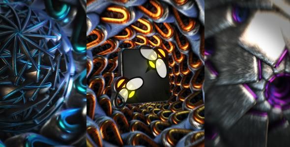 Videohive Dubstep Glitch 3D Logo 12820553