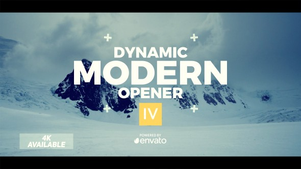 Videohive Dynamic Opener 19766723