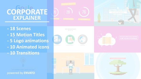 Videohive Explainer Video 19287903