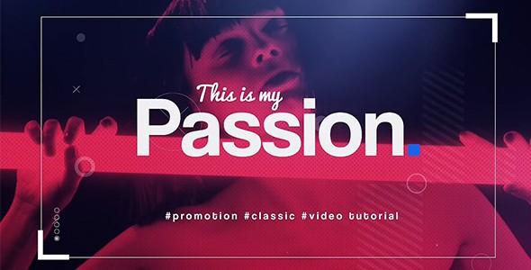 Videohive Passion 20891576