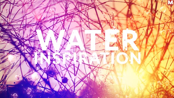 Videohive Water Inspiration 16901866