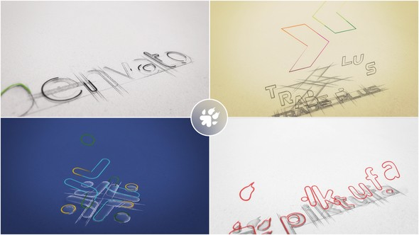 Videohive Sketch Logo Build 22527127