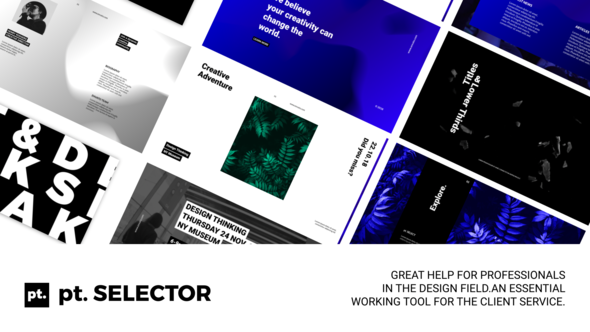 Videohive pt. SELECTOR 22532235