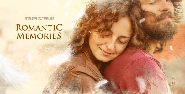 Videohive Romantic Memories 8487963