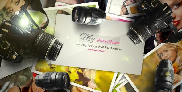 Videohive Photographer Logo V2 11907519