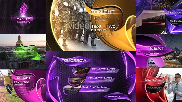 Videohive Broadcast TV 20507595