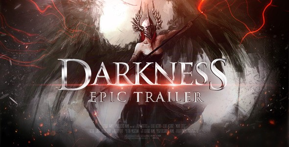 Videohive Epic Trailer - Darkness 11967294