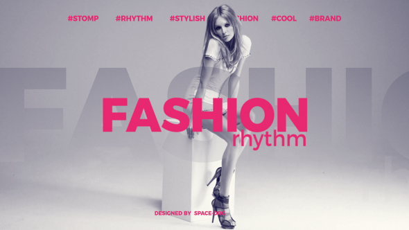 Videohive Fashion Rhythm Intro 19799154