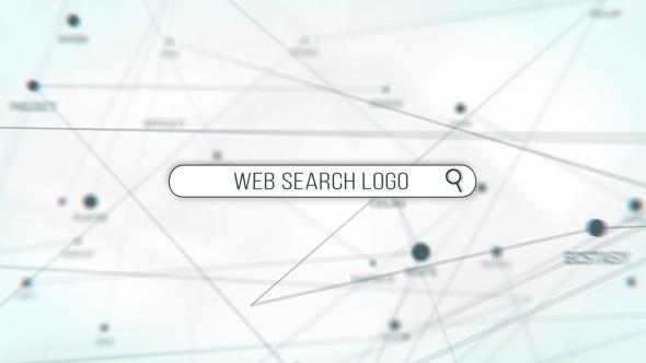 Videohive Web Search Logo 17161788