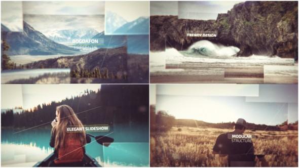 Videohive Cinematic Slideshow 18177378