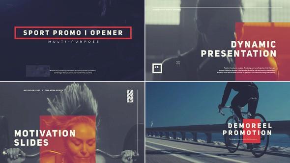 Videohive Sport Promo | Opener 21750633