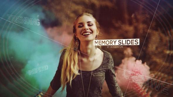 Videohive Memory Slideshow 18419551