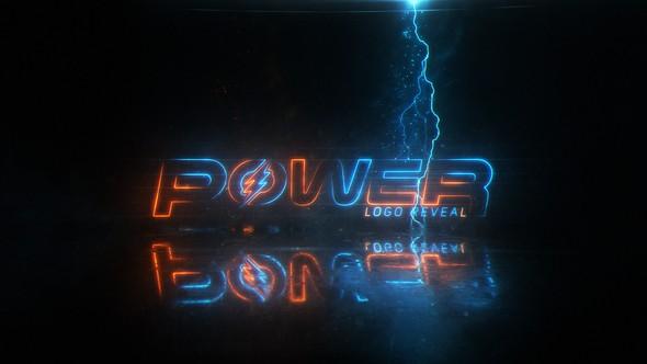 Videohive Power Logo 22026268