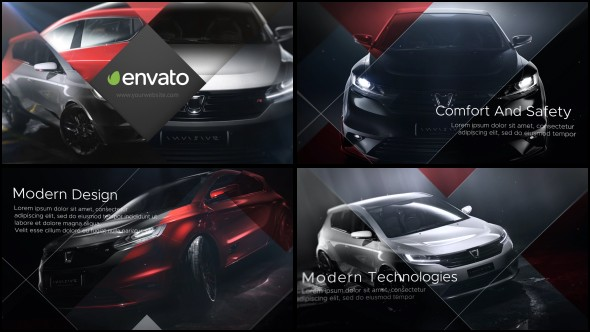Videohive Car Dealer Promo 18320129