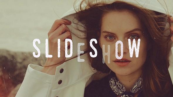 Videohive Vintage Fashion Slideshow 21320258