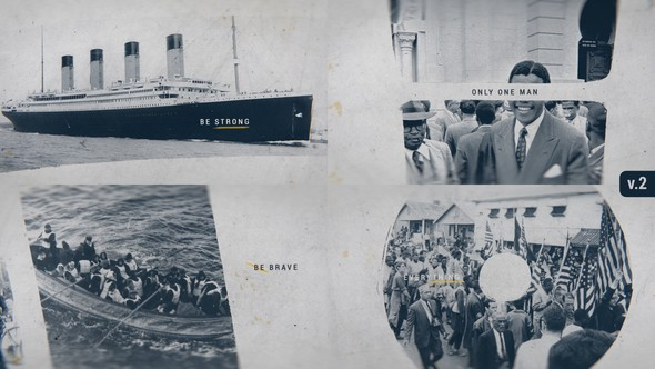 Videohive The History 13436316