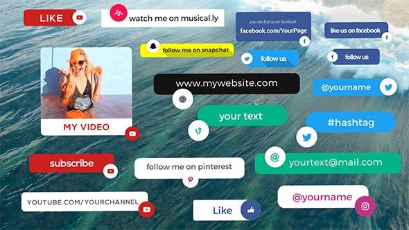 Videohive Social Media Info Box 17785071