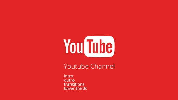 Videohive Youtube Channel 19753437