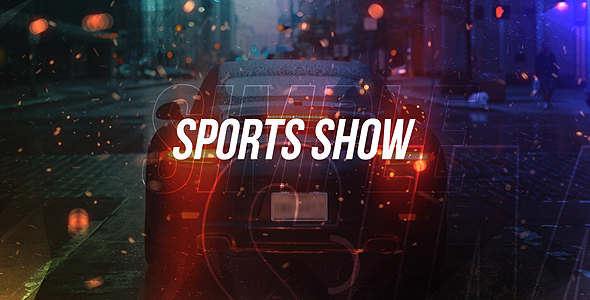 Videohive Simple Sports Show 20577928