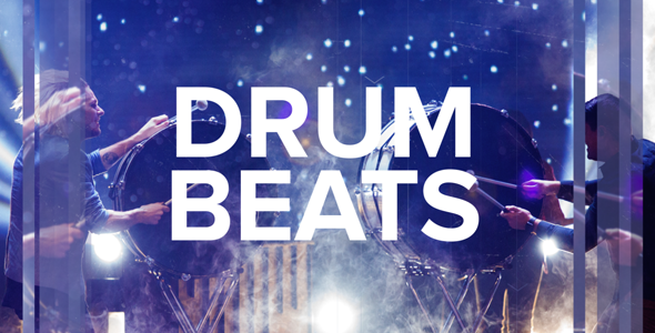 Videohive Drum Beats 20086041