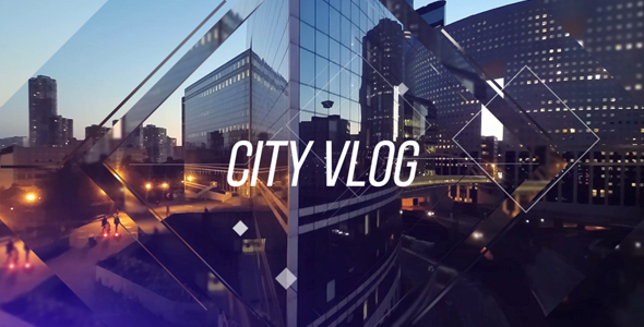 Videohive City Vlog 20065198