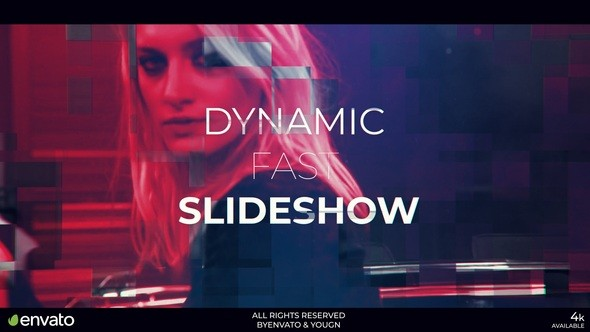 Videohive Fast Slideshow 22035121