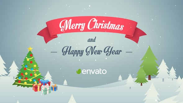 Videohive Christmas & New Year Opener 9790304