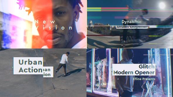 Videohive Urban Opener 21266842
