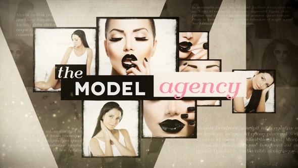 Videohive Model Agency Opener 22484408