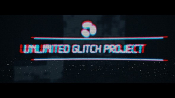 Videohive Unlimited Glitch 8278957 - Last Update