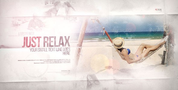 Videohive A Stroy on Paper 19399109