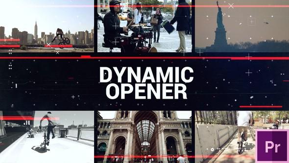 Videohive Dynamic Short Opener 22649911