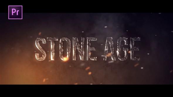 Videohive Stone Age 22714453