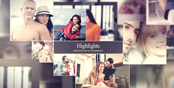 Videohive Happy and smiling 11588095