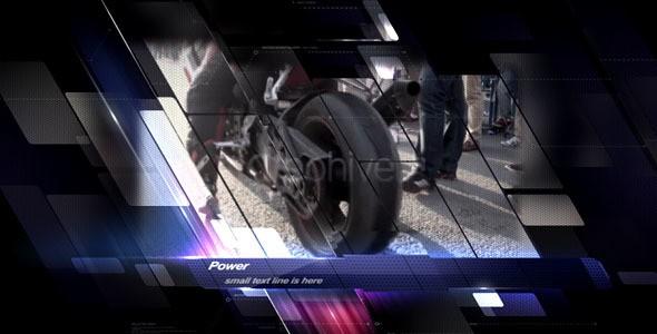 Videohive Motor Sport 3 14949322