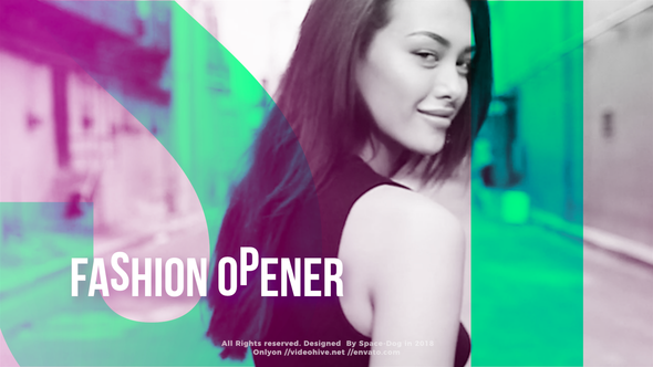 Videohive Fashion Opener | FCPX and Apple Motion 22736944