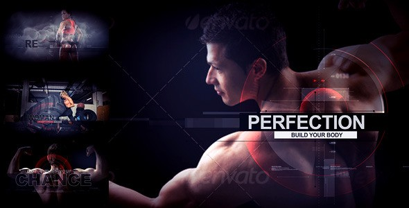 Videohive Fitness Motivation and Trailer 11174306