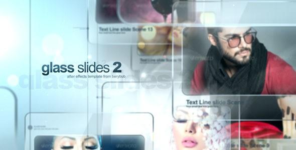 Videohive Glass Slides 2 13415015