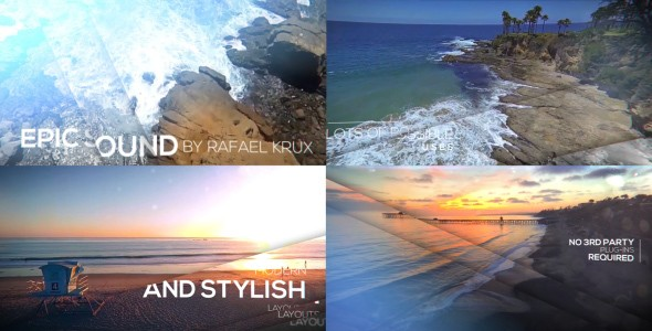 Videohive Epic Titles Opener 13422919
