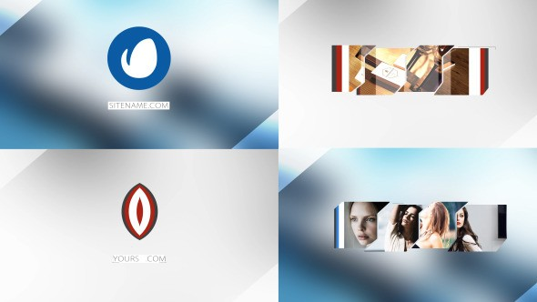 Videohive Elegant Fashion Photo Logo Reveal 10585554