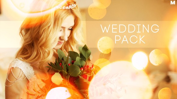Videohive Wedding Titles Slideshow Light Leaks 19327406 - Last Update 9 July 18