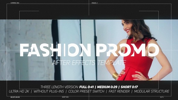 Videohive Fashion 16933583
