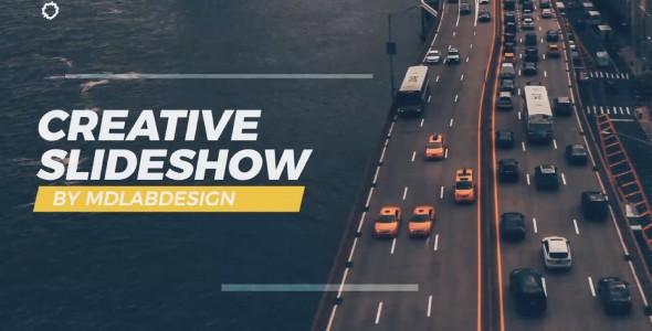 Videohive Creative Slideshow 21232130