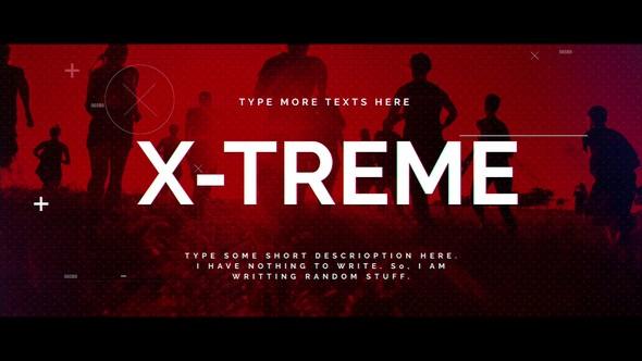 Videohive Xtreme 22786235