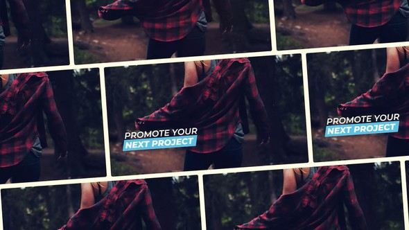 Videohive Creative Slideshow 21604131