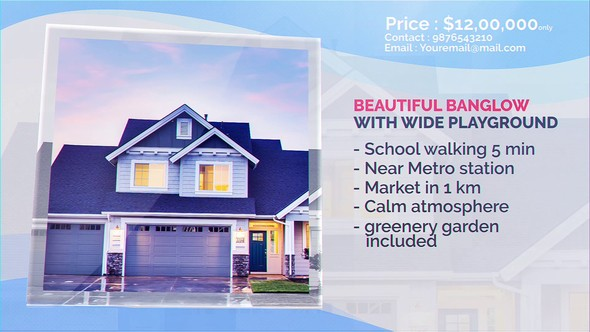 Videohive Minimal Real Estate 22789071