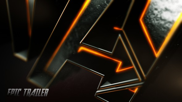 Videohive Movie Trailer And Logo Opener 3D 22031656
