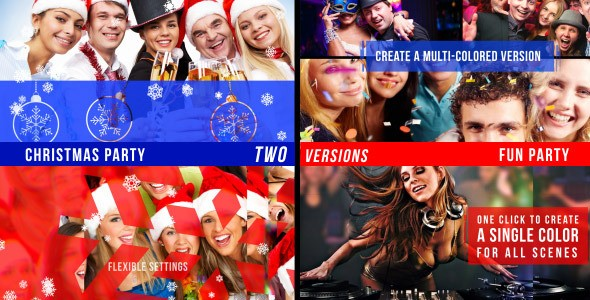 Videohive Fun Party Slideshow 12038259