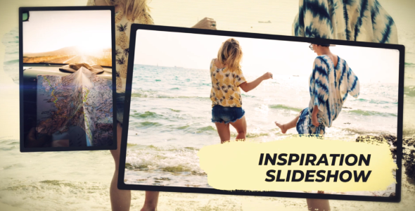 Videohive Inspiration Memories Slideshow 21543939